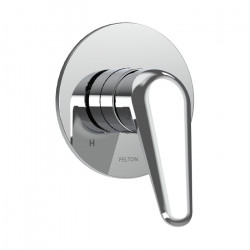 Reflex Shower Mixer 120mm